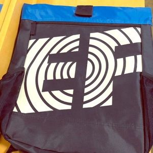 EF Tours backpack